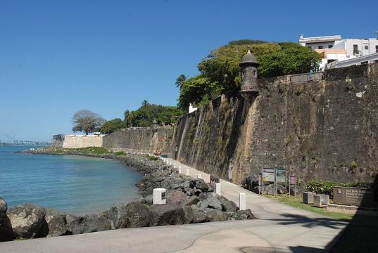 San Juan, Puerto Rico. (Image credit – Luigi Rosa, Wikimedia Commons)