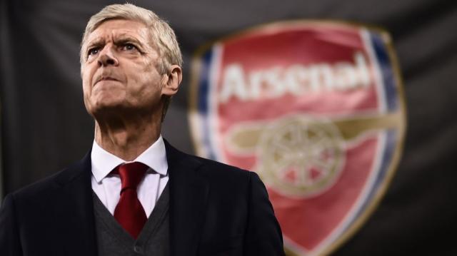 Arsène Wenger dit au revoir à Arsenal