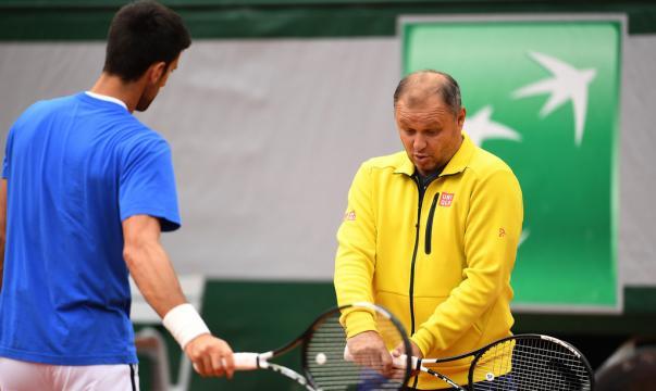 Djokovic renoue avec Marian Vajda - Surlebanc.ca - surlebanc.ca