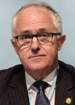 Malcolm Turnbull, Wikimedia Commons