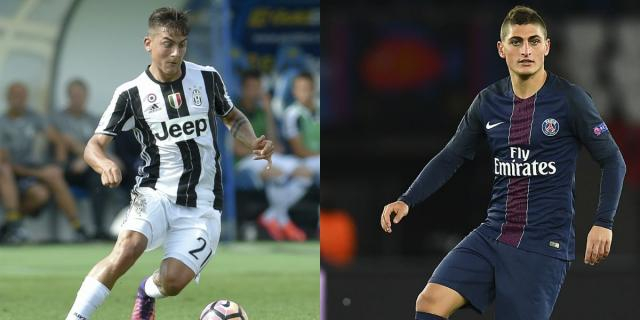 Mercato - La Juve va tenter sa chance pour Verratti, le Real veut ... - yahoo.com