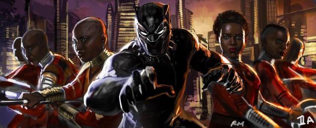 ¿Aún no has visto Black Panther? En Wakanda se libra una de las batallas más memorables del UCM.