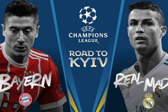 Bayern-Real, la finale avant l'heure ! - Football - Sports.fr - sports.fr