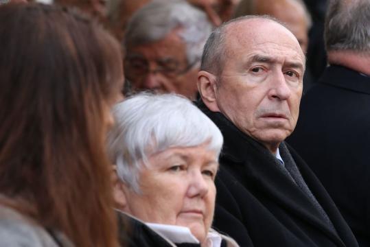 L'hilarant surnom de Gérard Collomb au gouvernement - Closer - closermag.fr