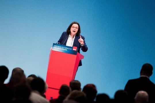 SPD-Vorsitz: Ein schwerer Job - MOZ.de - moz.de