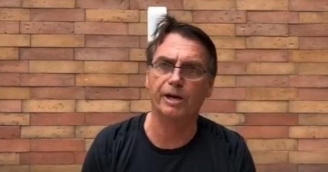 Jair Bolsonaro rebate as acusações da revista ''Veja''