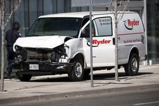 Alek Minassian, de 25 anos, é o acusado ter atropelar pedestres em Toronto, no Canadá, matando 10 e ferindo outras 15