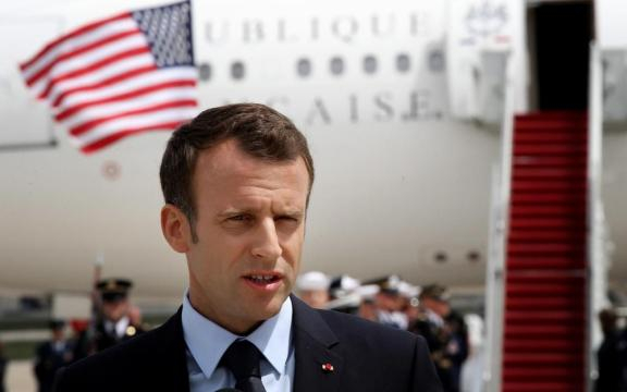 Macron-Trump : des attentions mais de fortes divergences - Le Parisien - leparisien.fr