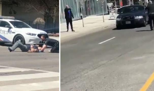 Policial que prendeu o suspeito do ataque com van no Canadá, é elogiado.