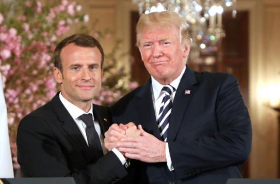 Trump et Macron évoquent un «nouvel accord» avec l'Iran - Libération - liberation.fr