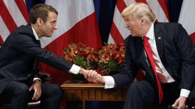Visite d'État d'Emmanuel Macron aux États-Unis fin avril - voaafrique.com