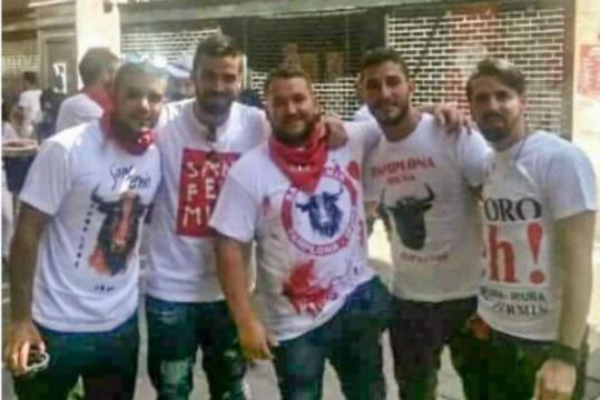 Condenan a 9 años por abuso sexual a 5 miembros de 'La Manada ... - laprensa.hn