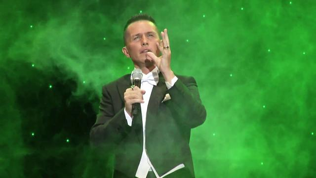 Il tenore Spero Bongiolatti testimonial del Bel Canto nel mondo.