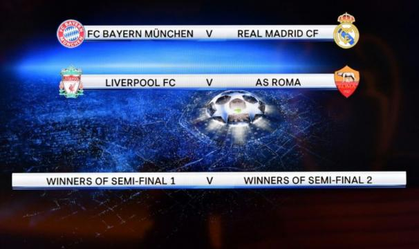 Ligue des champions: choc Bayern Munich contre Real Madrid en demi ... - liberation.fr