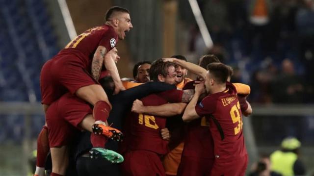 Ligue des champions: la Roma, Liverpool et les deux monstres - lanouvellerepublique.fr