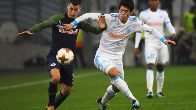 Ligue Europa : L'OM concède le nul contre Salzbourg (0-0) et se ... - francetvinfo.fr