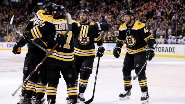 Los Bruins son favoritos en la Conferencia Este, junto al Tampa Bay Lighnting. NHL.com.