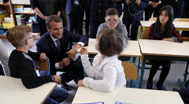 Macron lleva su espíritu reformista a la educación francesa ... - elpais.com