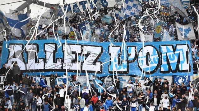 Pas de fan zone à Marseille pour OM-Salzbourg, peut-être une pour ... - eurosport.fr