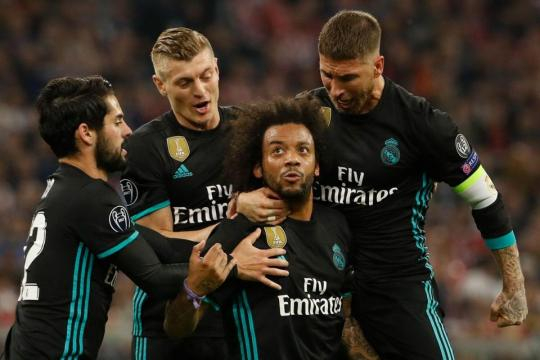 The Standard - Kenya: Bayern Munich 1-2 Real Madrid: Marcelo and ... - newsliveupdates.com