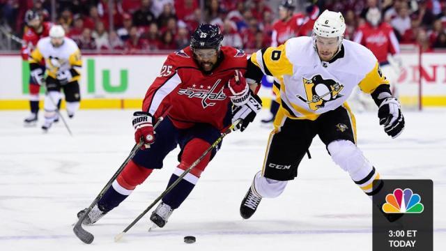 Los Penguins son la kriptonita de los Capitals. NHL.com.
