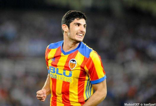 PSG : Guedes a déjà convaincu tout le monde à Valence ... - les-transferts.com