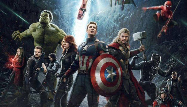 Reseña: Avengers Infinity War, a 10 años del Universo ... - warp.la