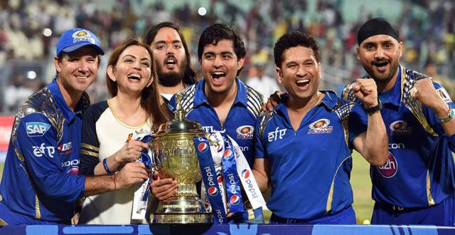IPL 2015 Final: Mumbai Indians VS Chennai Super Kings | News - india.com