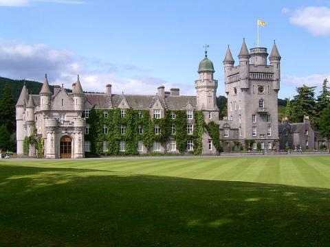 View of Balmoral Castle (Image credit – Ejdzej, Wikimedia Commons)