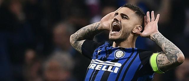Mauro Icardi: straordinaria prestazione, purtroppo inutile, contro la Juventus