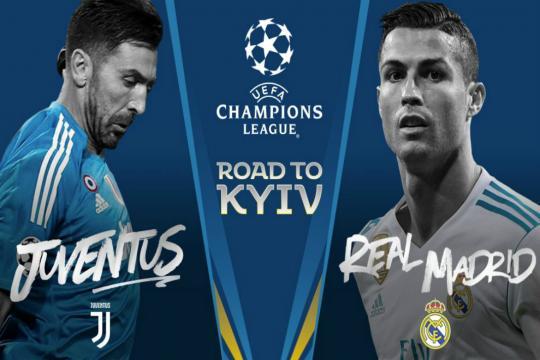 Real Madrid y Juventus se enfrentan de nuevo en la Champions - com.mx