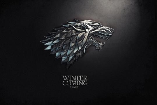 Game of Thrones Stark Logo Poster – My Hot Posters Poster Store - myhotposters.com
