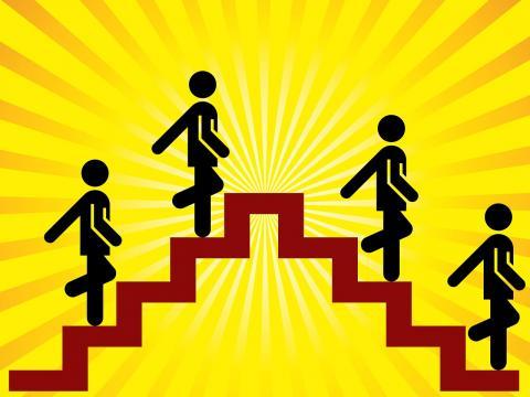 No son los mas talentosos los que obtienen más éxito, sin suerte no hay nada que hacer (Pixabay)