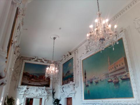 Galeria Tylmanowska na zamku w Baranowie Sandomierskim (fot. Krzysztof Krzak)