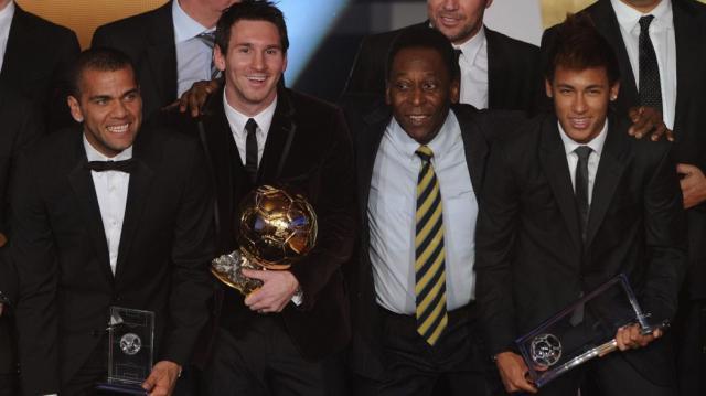 Pele: Neymar right to step out of Lionel Messi's shadow - Ligue 1 ... - eurosport.com