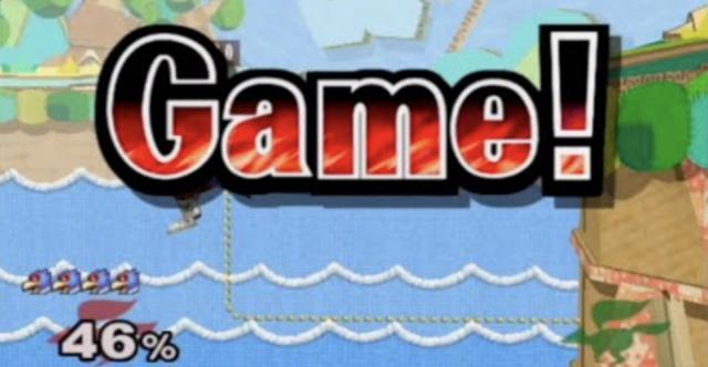 Game! screen - [image source: DareToShine/YouTube screenshot]