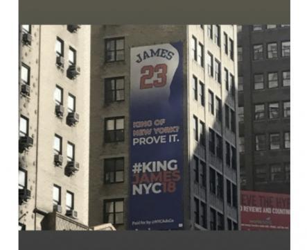 Plusieurs franchises tentent de séduire le King LeBron James !