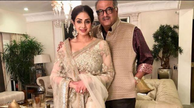 Boney Kapoor plans a film on Sridevi, registers three titles ... - india.com