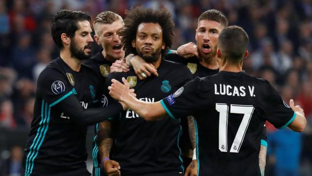 Ligue des champions: le Real Madrid punit le Bayern Munich ... - rfi.fr