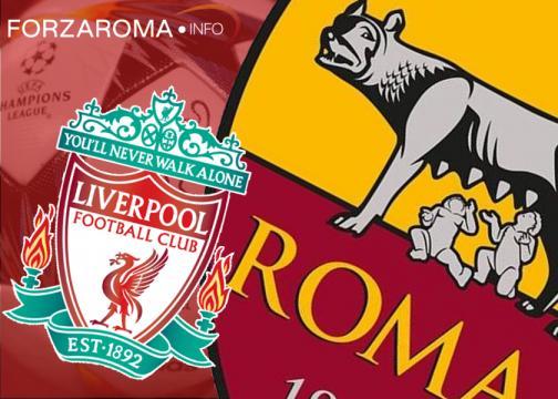 I logo delle due squadre che si affronteranno mercoledì sera allo stadio Olimpico di Roma nella semifinale di Champions League.