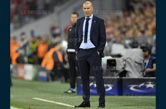 Lyon   Zidane, l'histoire sans fin - leprogres.fr