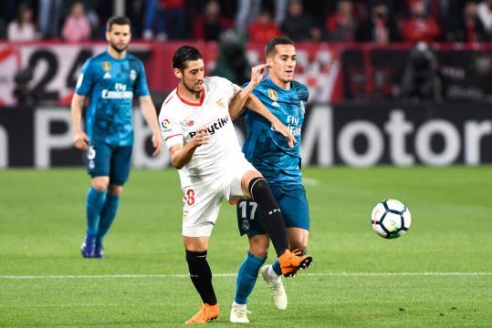 FC Séville - Real Madrid : 3-2 - Foot 01 - foot01.com