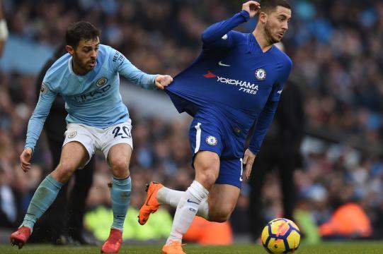 Football - Premier League : Chelsea impuissant face à Man City ... - lepoint.fr