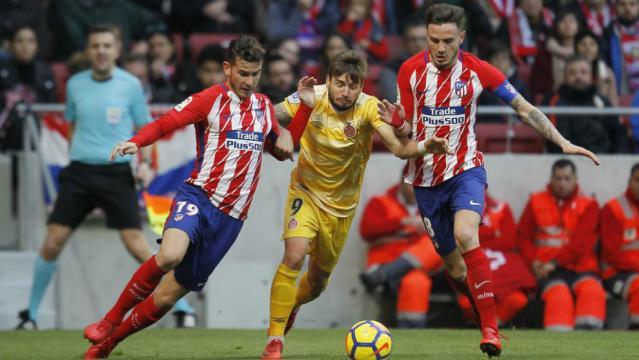 LaLiga - Atletico Madrid: Lucas Hernandez has been Atletico ... - marca.com