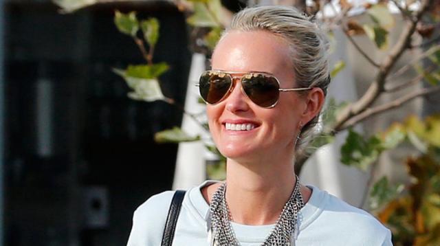 PHOTOS – Loin des tourments du procès, Laeticia Hallyday fashion ... - gala.fr