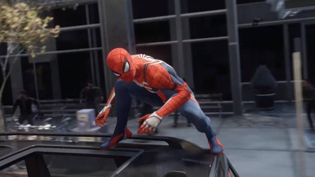 Spider-Man permitirá personalizar la hora del día y el clima en su ... - alfabetajuega.com