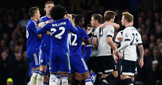 Tottenham's Erik Lamela loving the intensity of Chelsea rivalry ... - mirror.co.uk