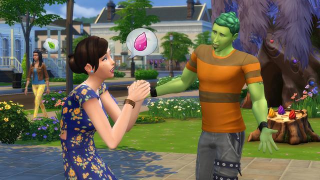 Últimas noticias: ¡llegan los Simagrestres a Los Sims 4! - Answer HQ - ea.com