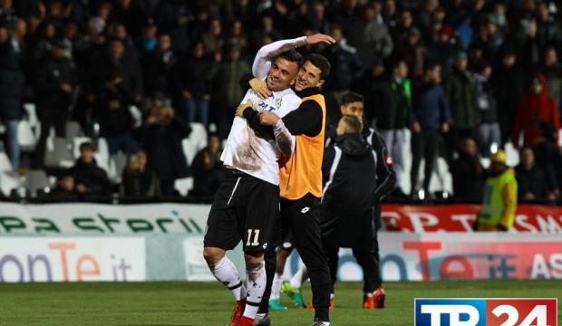 Apoteosi Cesena, Parma battuto con due gol di Moncini - teleromagna24.it
