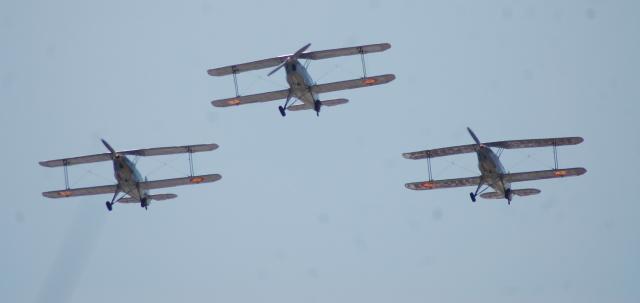 Las míticas avionetas